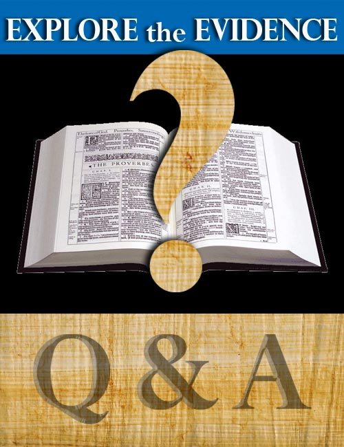 Historical Jesus Questions
