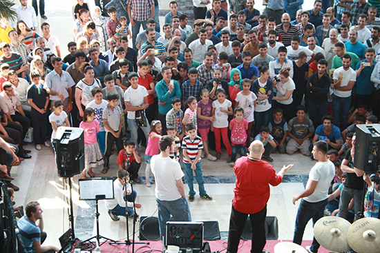Adrian Van Vactor - Proclaiming the Gospel in Turkey