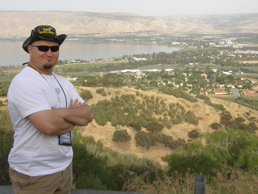 Adrian Van Vactor, SW Regional Director