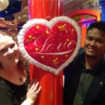 "Gomez Gazette, March 2016: The ""Love"" Cruise"